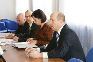 СРРЕ staff carried out training  of using RIA Guidelines
