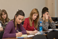 Evaluation lectures and seminars at the Faculty of Public Administration