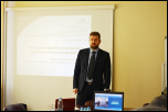 Efremov A.A. spoke at the workshop on the RIA in the Ulyanovsk region